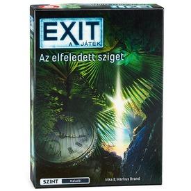Exit 4. - Az elfeledett sziget társasjáték