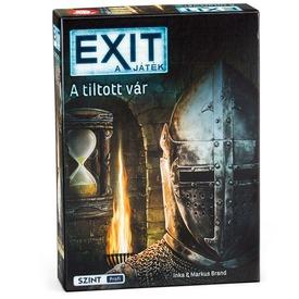 Exit 5. A tiltott vár társasjáték
