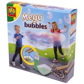Mega buborékfújó készlet