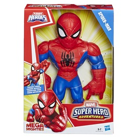 Spiderman mega mighties figura
