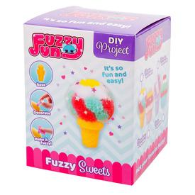 Fluffy Puffers fagyi és muffin