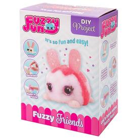 Fluffy Puffers állatok - 4 féle