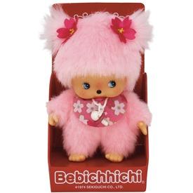 Monchichi - babychichi lány pink
