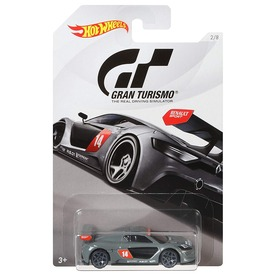 Hot Wheels Gran Turismo kisautók FKF