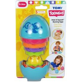 Tomy Toomies Kukucska tojáskák