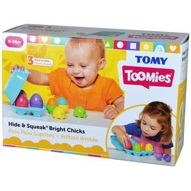 Tomy Toomies Kukucska kiscsirkék