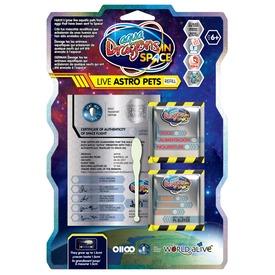 Aqua Dragons Astro Pets tojás és élelem készlet