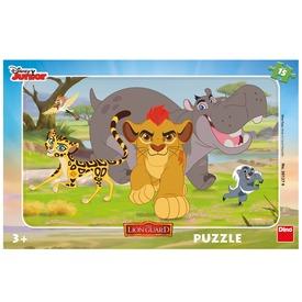 Puzzle 15 db - Oroszlánkirály