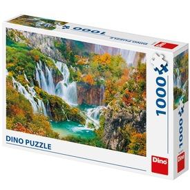 Plitvicei tavak 1000 darabos puzzle