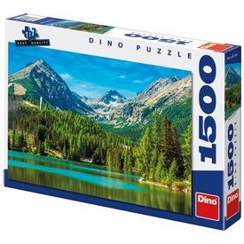 Csorba-tó 1500 darabos puzzle