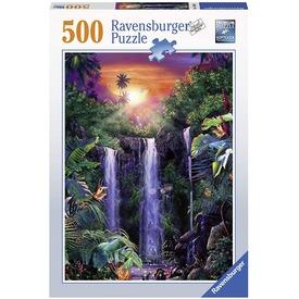 Puzzle 500 db - Csodás vízesés