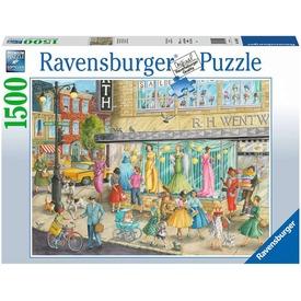 Puzzle 1500 db - Divatos séta