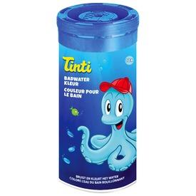 Tinti fürdővíz színező tabletta 10 darabos - kék