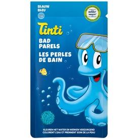 Tinti fürdőgyöngy készlet - kék