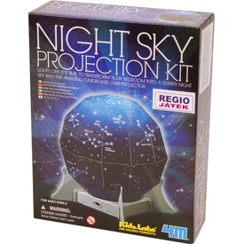 4M éjszakai égbolt kivetítő készlet