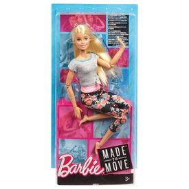 Barbie hajlékony jógababák 2018 FTG