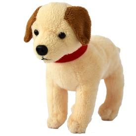 Labrador kutya plüssfigura - 15 cm