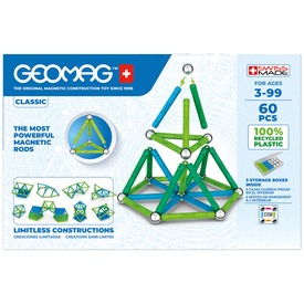 Geomag Classic Green Line 60db