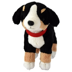 Berni pásztor kutya plüssfigura - 15 cm