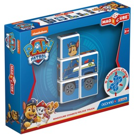 Geomag MagiCube Paw Patrol Chases Police Truck
