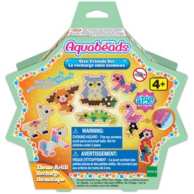 Aqua Beads- Csillaggyöngy barátok