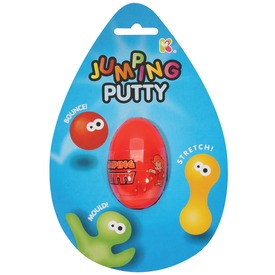 Pattogó putty