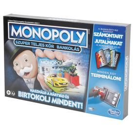 Monopoly Super Electronic Banking társasjáték