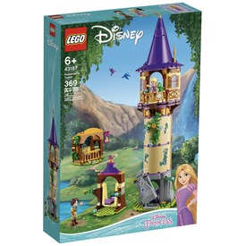 LEGO® Disney Princess Aranyhaj tornya 43187