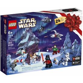 LEGO Star Wars TM 75279 LEGO® Star Wars™ Adventi naptár