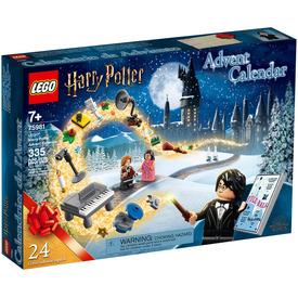 LEGO Harry Potter TM 75981 LEGO® Harry Potter™ Adventi naptár
