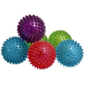 Villogó tüskés labda