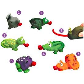 Hosszú nyelvű állat - 7 cm, többféle