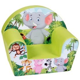 Fotel gyerekeknek elefánt