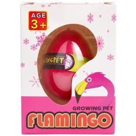 Növekvő flamingó tojásban - 6 cm