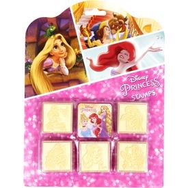 Hercegnők nyomda 5 bélyegző +1 festékpárna
