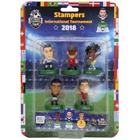 Soccer Starz focista figura 5 db-os bliszteres