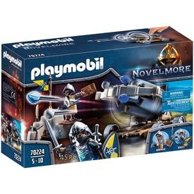 Play. Novelmore vízágyúja