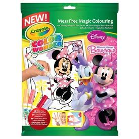 Crayola: Minnie egér kifestőfüzet Itt egy ajánlat található, a bővebben gombra kattintva, további információkat talál a termékről.
