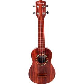 Műanyag ukulele - 53 cm