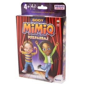 MimiQ - Body Pózpárbaj társasjáték