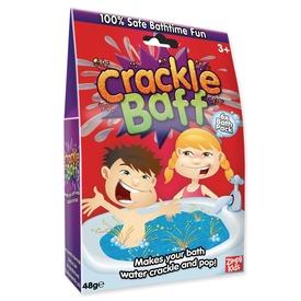 Crackle Baff pattogó fürdőpor - 48g