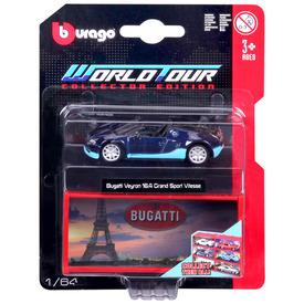 Bburago World Tour gyűjtői készlet 1:64