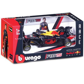Bburago 1 /43 versenyautó - Red Bull RB15