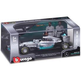 Bburago 1 /32 versenyautó - Mercedes AMG Petronas F1 WOS Hybrid