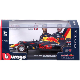 Bburago F1 versenyautó - Red Bull Racing Heuer 1:32
