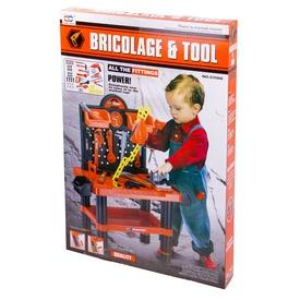 Bricolage barkácsasztal 50 darabos készlet