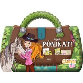 Rajzolj Pónikat! /Csili Lili Itt egy ajánlat található, a bővebben gombra kattintva, további információkat talál a termékről.