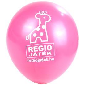 REGIO lufi 100 darabos készlet - rózsaszín, 30 cm