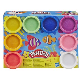 Play-doh 8-as csomag ast