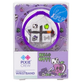 Pixie Hello Kitty poison karkötő - lila